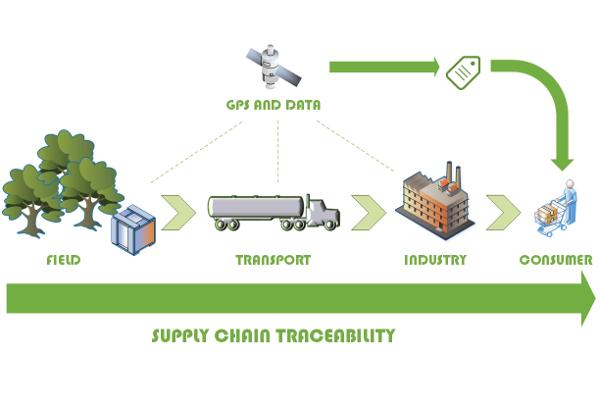 Línea 12. Sistemas integrados para la trazabilidad en tiempo real en recolección mecanizada